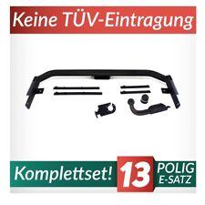 Fiat Stilo 3-Tür 01-10 Kpl. Anhängerkupplung starr+E-Satz 13p