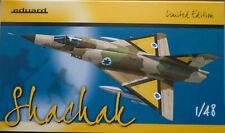 Eduard 1/48 EDK11128 Dassault Mirage IIICJ 'Shachak'  Ltd Ed  Model kit