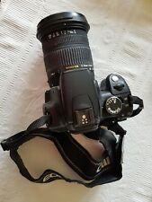 Canon EOS 350D 8.0MP fotocamera digitale con Sigma 17-70 mm EF Lente/USATO
