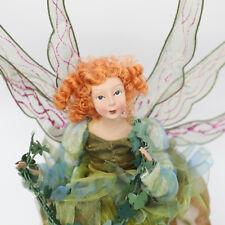 Clover Fairy Decorative St. Patrick's Fantasy Statue