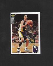 NBA 1995/1996 Reggie Miller card UPPER DECK Made in Argentina #142 PACERS