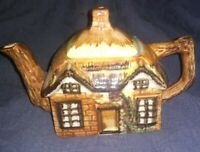 "Price Kensington Cottage Ware Reg No 845007~ Teapot ""Ye Old Cottage""Vintage"