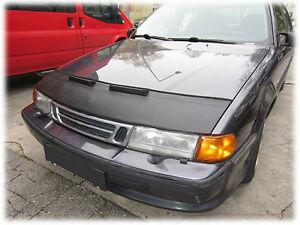 CAR HOOD BONNET BRA fit Saab 9000  NOSE FRONT END MASK BRA DE CAPOT TUNING