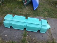 Pontons,Schwimmkörper für Hausboote und Plattformen-Hafen Nahmitz