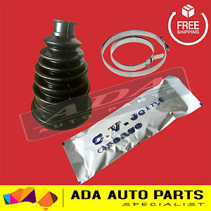 CV Joint Driveshaft Universal Stretch Rubber Boot Kit