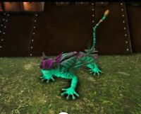 Ark Survival Evolved Xbox One PvE Official x2 Cotton Candy Glowtail Fert Eggs