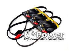 BOSCH DRIVE V BELT KIT FOR NISSAN TD42Ti 4.2L Turbo Intercool PATROL GU 02-08