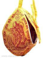 Mala Perle Sac Krishna Prière Puja Pooja Hindou Chant Yoga Méditation Hare Rama