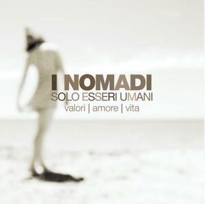 Nomadi Solo Esseri Umani CD Nuovo & Sigillato