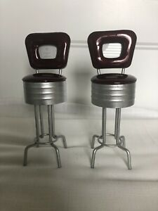 "Barstools 8"" tall-1/2""x2"" Picture Frames PAIR"