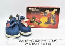 Tennis Shoes Size 3 NEW IN BOX G1 Transformers 1986 Hasbro Vintage