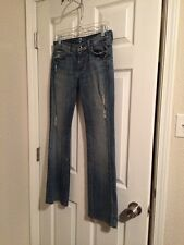 SEVEN 7 FOR ALL MANKIND ** Size 27 Jeans Denim Pants