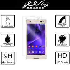 Tempered Glass Film Screen Protector Guard For Sony Xperia C3