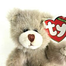 Vintage TY Dickens the Bear 1993 Style 6038 Stuffed Animal Jointed Head Arms Leg