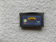 Crash Bandicoot Fusion NINTENDO GAME BOY ADVANCE GBA v.g.c. (Juegos solo carro)