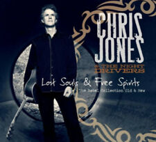 Chris Jones & The Night Drivers : Lost Souls & Free Spirits: The Rebel