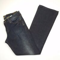 Lucky Brand Jeans Womens Size 8 29 Dark Wash Boot Cut Sweet n Low