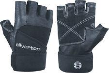 SILVERTON POWER Fitnesshandschuh Trainingshandschuh Größe L von SCHMIDTSPORTS