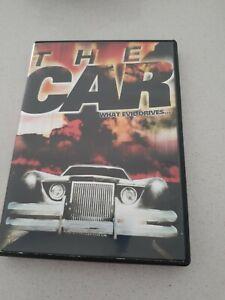 The Car DVD Region 2 4 5 free shipping Australia SUPER RARE 1977 Horror Film