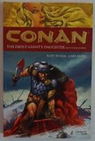 CONAN Volume Vol 1 Frost Giant's Daughter Dark Horse First Edition Print TPB