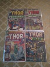 journey into mystery thor key comic lot first app of Ego, magneto vs thor!