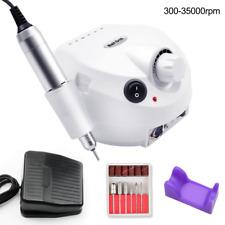 Electric Nail Drill Machine Electric Manicure Drills Accessory Pedicure Kit Nail