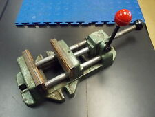 """Vintage Wilton - Drill Press Vise with Cam Action - 4-1/4"""" Jaws - #340 - Japan"""