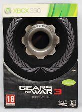 GEARS OF WAR 3 EDICION LIMITADA - XBOX 360 XBOX360 - PAL ESPAÑA