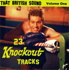 THAT BRITISH SOUND - VOLUME 1 - RARE 50s & 60s  ROCKERS - HEAR EXCERPTS