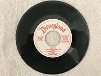 Geschichte Peter Pan Disneyland Single Vinyl Fliegen Por Wo Tu Gehen IN Español