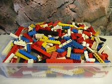 (HK) LEGO Basic Grundbausteine Bausteine bunt gemischt 0,5 kg kilo konvolut