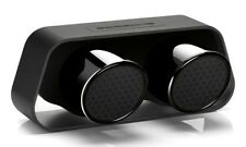 Home Speaker System Created from the Twin Exhaust Module of a Porsche 911 GT3