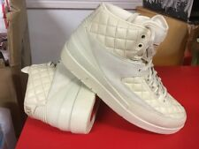 Nike Air Jordan II 2 Retro Just Don Beach Mens USA Sz 11 Free Ship 834825 250