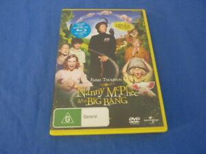 Nanny McPhee & The Big Bang - DVD - Region 2,4,5