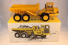 Conrad 2862 CAT D400 Articulated Dump Truck 1:50 OVP perfect mint in box