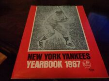 1967 NEW YORK YANKEES YEARBOOK