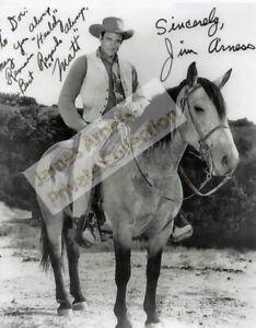 James Arness Gunsmoke Marshal Dillon   8 x 10 Photo #010321