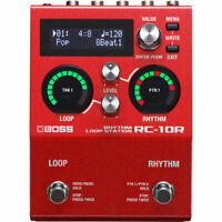 Boss RC-10R Rhythm Loop Station Pedal for Guitar and Bass New