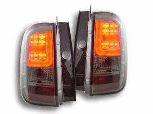 Coppia fari fanali posteriori LED Dacia Duster 10> Nero 4053029515365