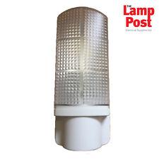 Robus R60BHPC-01 - 60W WHITE Bulkhead Fitting with Photocell Sensor Security