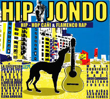 HIP JONDO-HIP HOP CAÑI & FLAMENCO RAP CD ALBUM 2005 SPAIN
