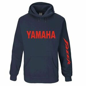 Yamaha fazer arm inspired motorbike motorcycle tribute hoodie top size s - xxl