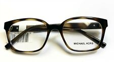 Michael Kors MK 4049 3285 Val Eyeglasses Frames Dark Brown Tortoise 50-17-135
