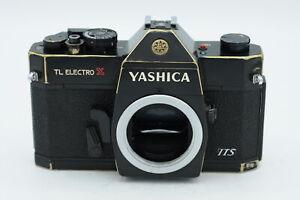 Yashica TL Electro X M42 SLR Film Camera #774