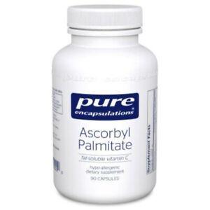 Pure Encapsulations Ascorbyl Palmitate 90c  Exp. 01/23