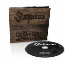 SABATON The Great War (History Edition) LIMITED CD Digipack 2019
