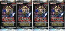YuGiOh! The Dark Side of Dimensions Movie Packs x4 Gold Edition New And Sealed B