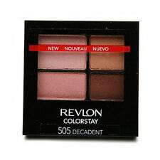 NEW REVLON COLORSTAY 16 HR EYESHADOW QUAD + FREE SHIPPING! 505 DECADENT