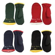 Stormy Kromer Benchwarmer Wool Mittens - Various Sizes and Colors