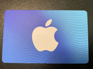Apple 15$ App Store and iTunes Gift Card